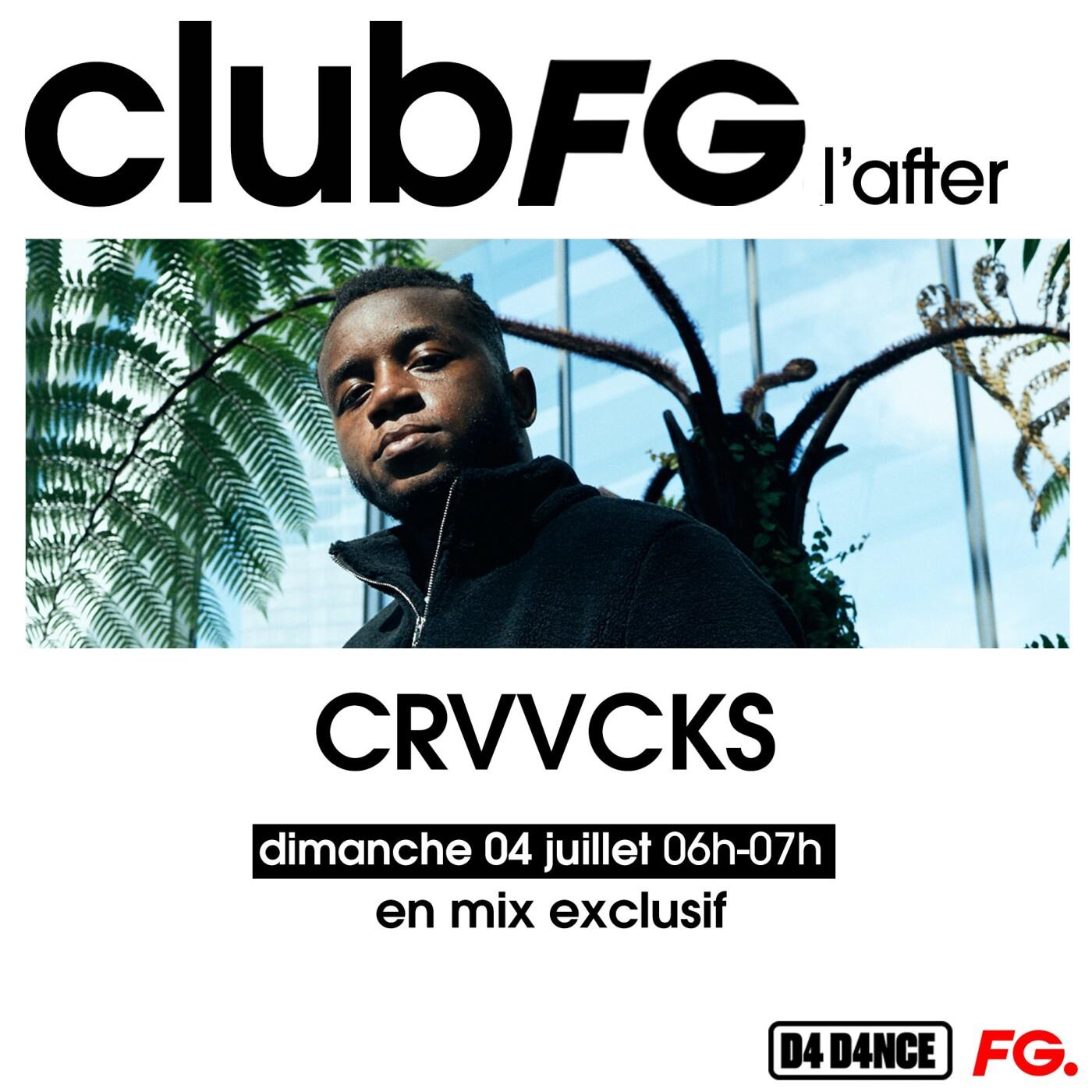 CLUB FG : CRVVCKS