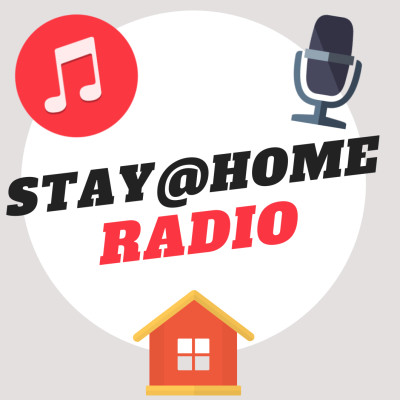 STAY AT HOME cover