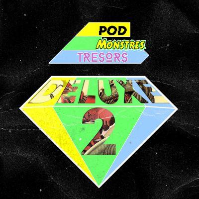 Pod Monstres Trésors Deluxe 2 - La Grande Menace des Robots cover
