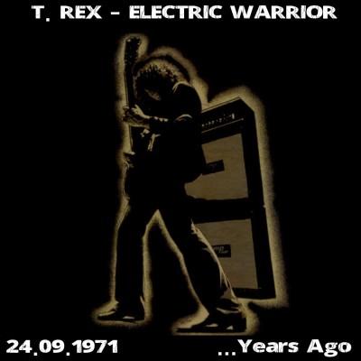 MDAM - 50 Years Ago - Electric Warrior sorti le 24 septembre 1971 avec Debrophy cover