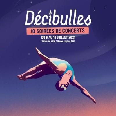 DECIBULLES - SAMEDI 26 JUIN 2021 - 11H cover