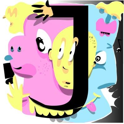 J. Je de Mots - mise en musique par Kriss cover
