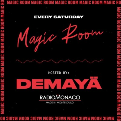 Demayä - Magic Room (23-10-21) cover