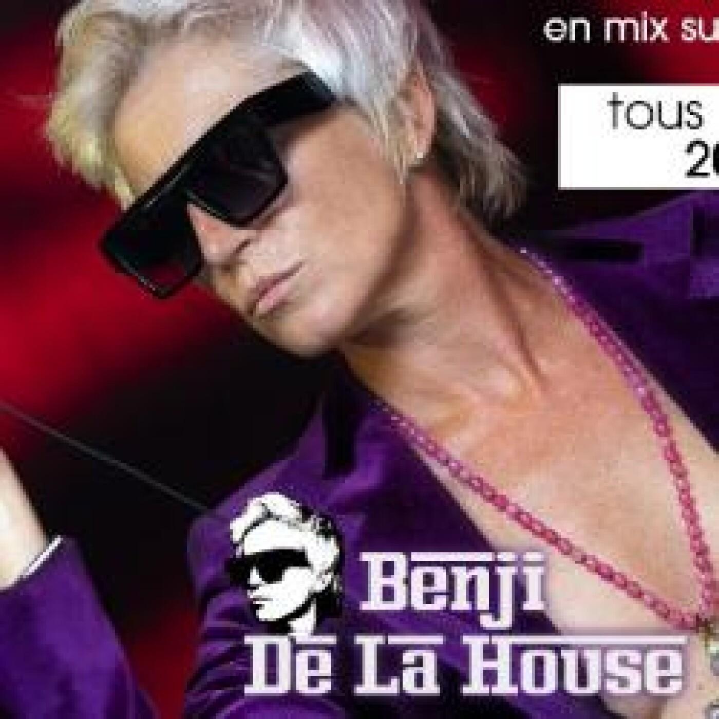 BENJI DE LA HOUSE 1er JUIN 2021