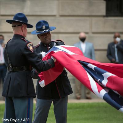 Statues et drapeaux confédérés : Game Over ? cover