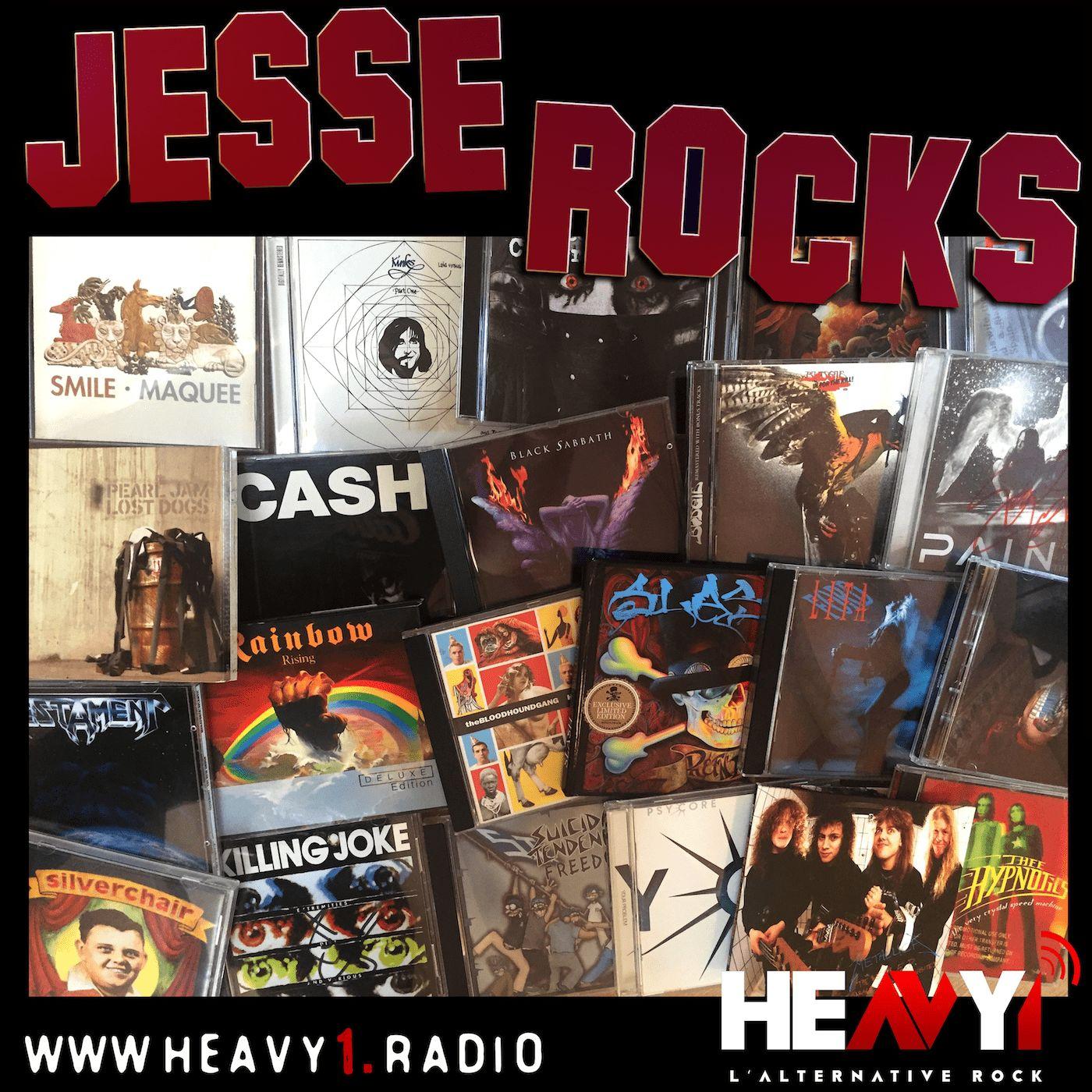 Jesse Rocks #16