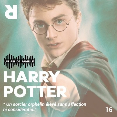 Un Air de Famille #16 - Harry Potter cover