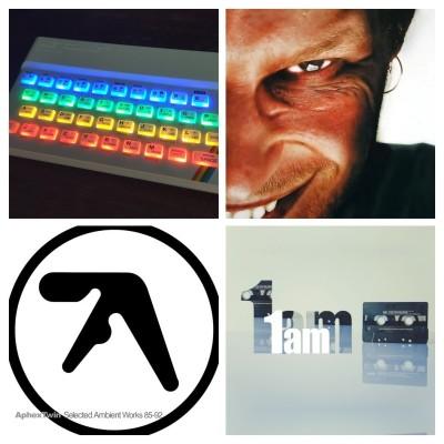 image Rétrospective Aphex Twin part 1