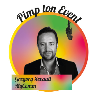 #9 Gregory Sevault - MyComm l'agence de voyages événementiels qui vous fait vivre des séjours inoubliables cover