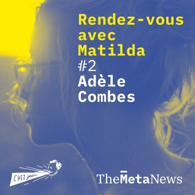#2 Adèle Combes cover