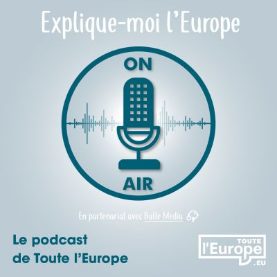 Explique-moi l'Europe cover