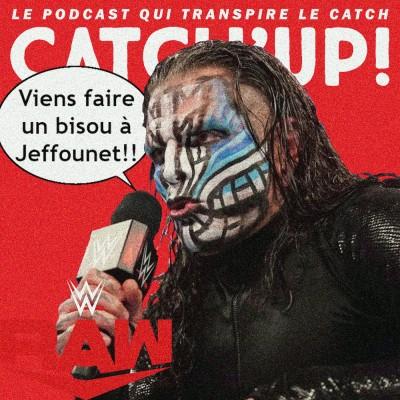 Catch'up! WWE Raw du 14 juin 2021 — À taux plein cover