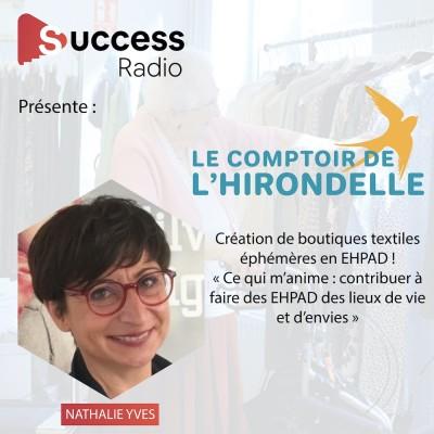 Nathalie Yves - Le comptoir De L'Hirondelle cover
