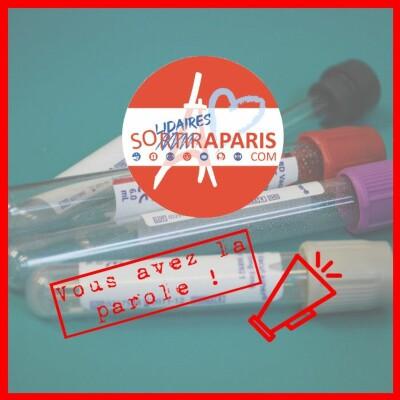 Vous Avez La Parole ! - Saison 2 Episode 4 - Joël Knafo, galeriste à Paris cover