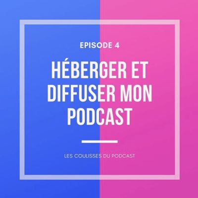 image Héberger et diffuser mon podcast