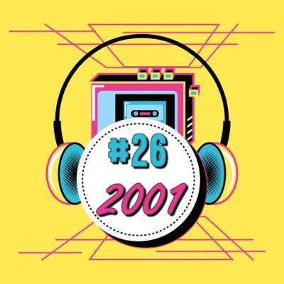 Bi-Bop #26 : 2001 cover