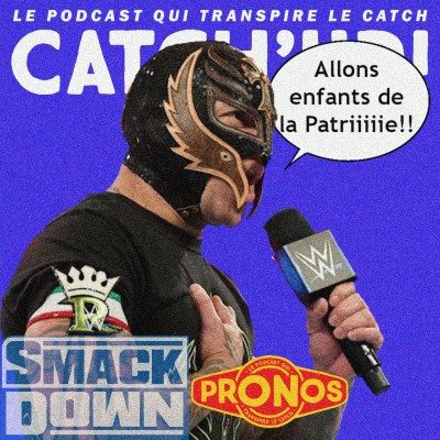 Catch'up! WWE Smackdown du 18 juin 2021 + Pronos Hell in a Cell — Smackdown goes to Hell cover
