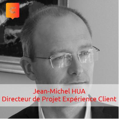 S01E10 - Jean-Michel HUA - Directeur de Projet Expérience Client - RATP Dev cover