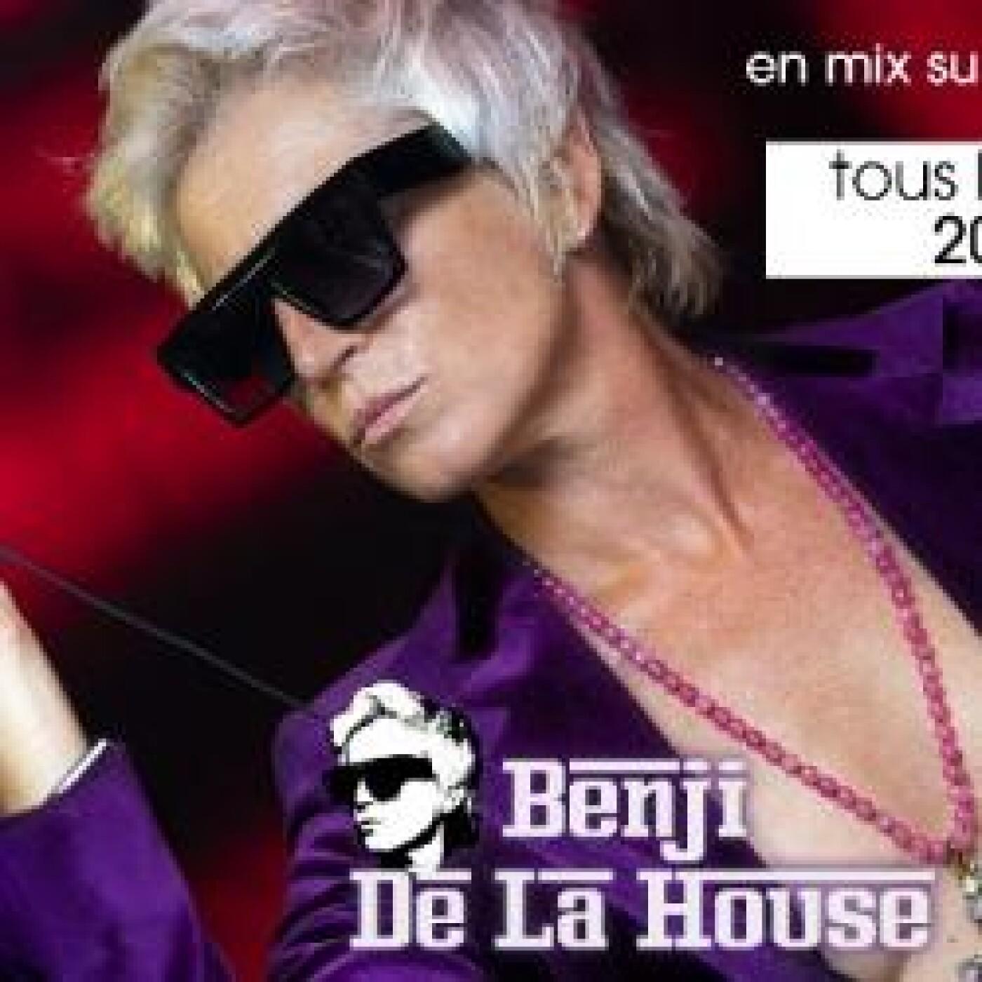 BENJI DE LA HOUSE 22 JUIN 2021