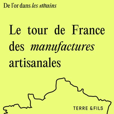 Le Tour de France des manufactures artisanales - Bande annonce cover