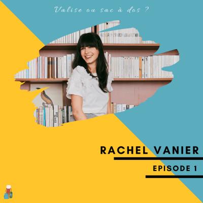 #1 Rachel Vanier - Trek du tour des Annapurnas cover