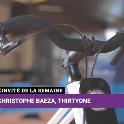 Christophe Baeza - THIRTY ONE  -  Business Club S2021 E65 cover