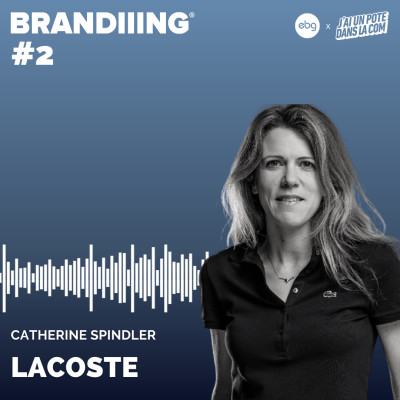 #2 - LACOSTE avec Catherine Spindler cover