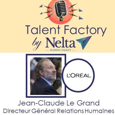 E12 - Talent Factory by Nelta - Jean-Claude Le Grand - L'Oréal cover