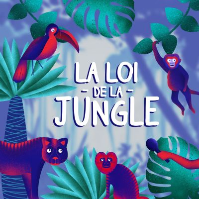 La Loi de la Jungle cover