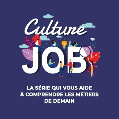 Culture Job - propulsé par IONIS & l'Etudiant cover