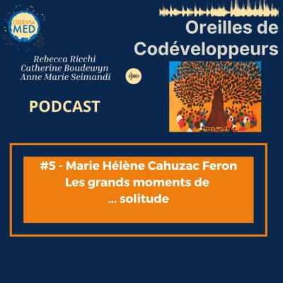 Episode 12:  Marie Hélène Cahuzac Feron cover