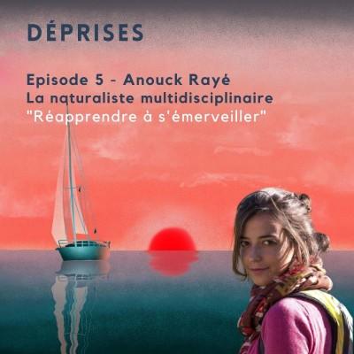 Déprises #5 - Anouck Rayé - J'ai réappris à m'émerveiller cover