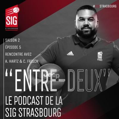 Entre-Deux, Saison 2, Episode #5 / Centre de formation cover