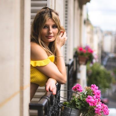 #26 Julie PUJOLS BENOIT - Journaliste et Coach pilates et fitness cover