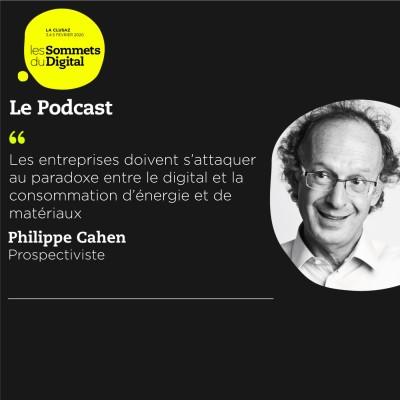 Cover' show Philippe Cahen - Les signaux faibles à suivre