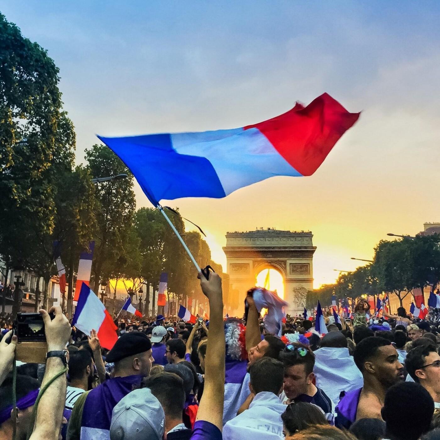 Humeur du jour : Quand y'a foot, tout va bien pour l'humeur des Français ! - 23 06 2021 - StereoChic Radio