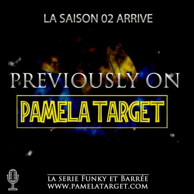PTS02 Hors Serie PREVIOUSLY sur Pamela Target cover