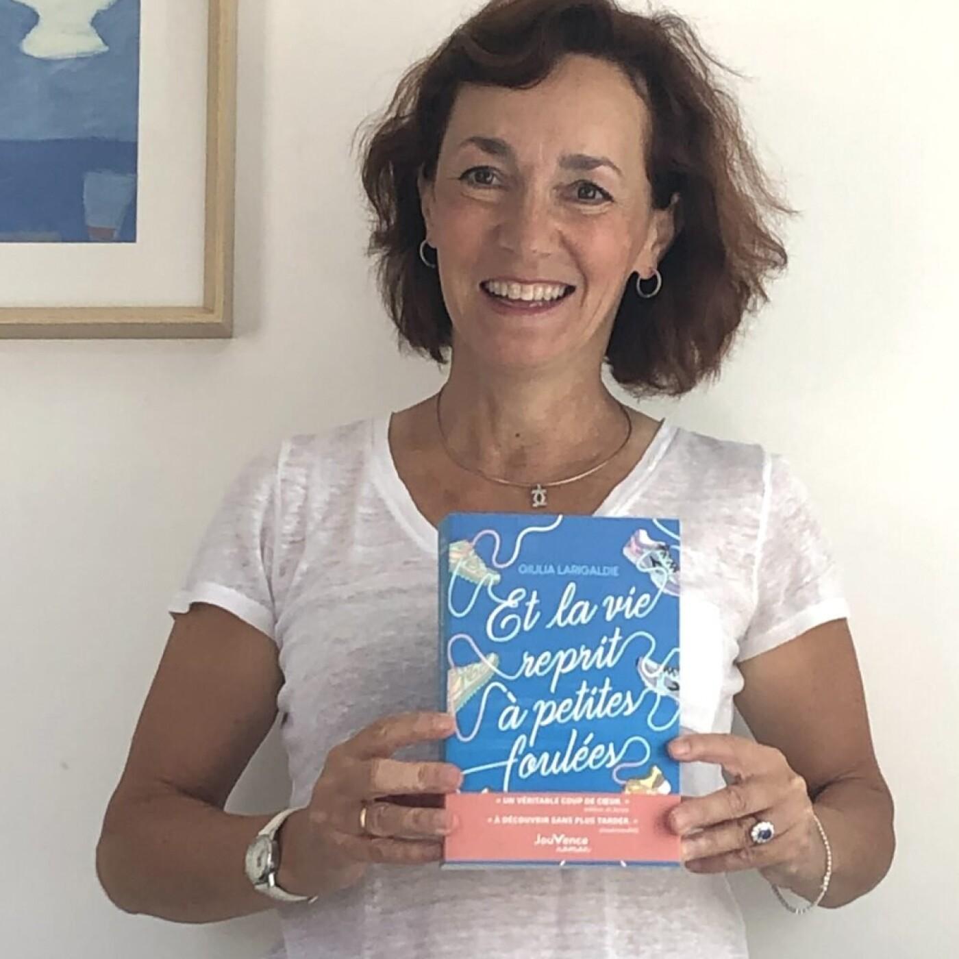 Christine en Allemagne présente la sortie de son roman - 01 09 2021 - StereoChic Radio