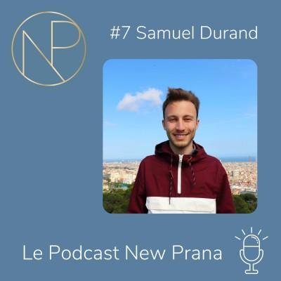 Episode #7 - Samuel Durand - Explorer le Future of Work et se passionner pour son travail cover