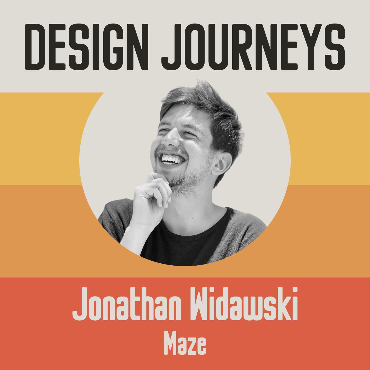 [REDIFF] Jonathan Widawski - Maze - Permettre à n'importe qui de faire de la recherche utilisateur
