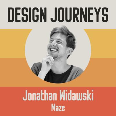 [REDIFF] Jonathan Widawski - Maze - Permettre à n'importe qui de faire de la recherche utilisateur cover
