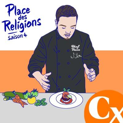 """Djamel Bouhadda : """"J'aimerais que la cuisine halal soit reconnue comme de la cuisine française"""" cover"""