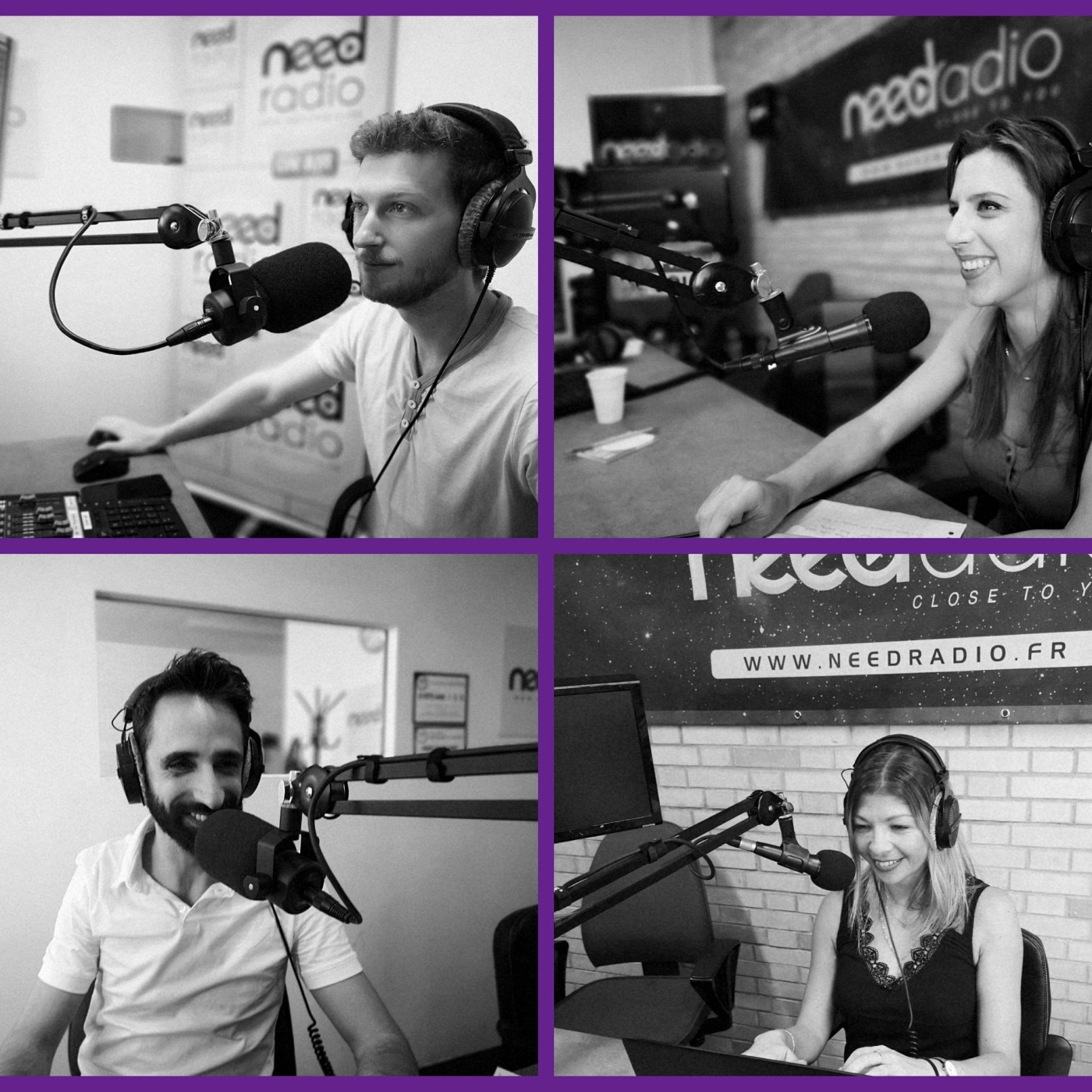 PunchLive sur NEED Radio (17/02/20)