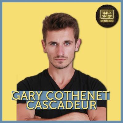 #201 Gary Cothenet, cascadeur cover