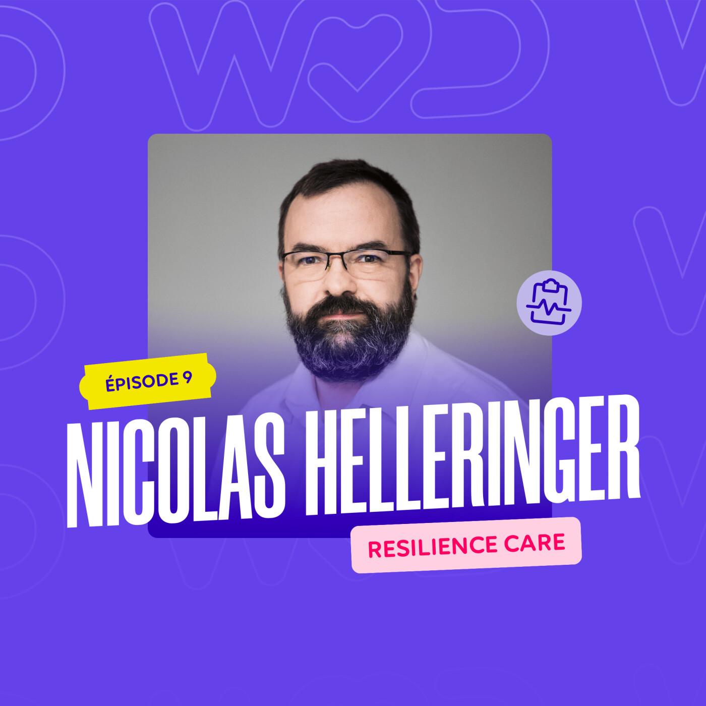 #9 Nicolas Helleringer - La Technologie vient après