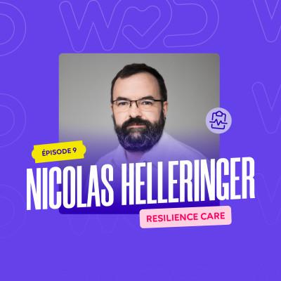 #9 Nicolas Helleringer - La Technologie vient après cover