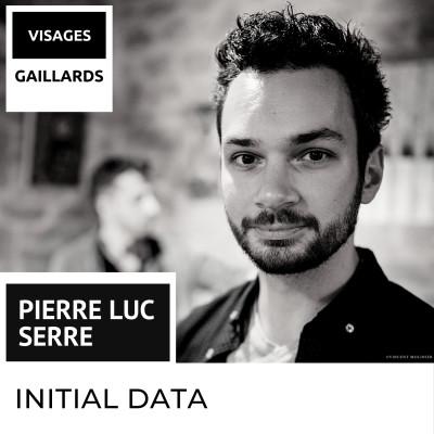 Pierre Luc Serre - Initial Data cover