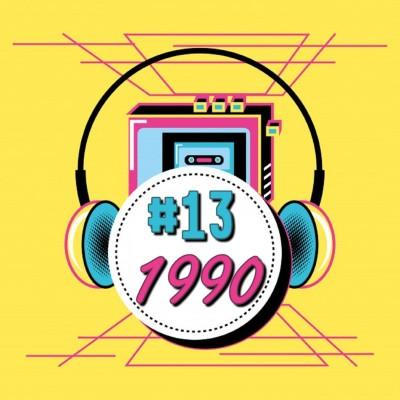 Bi-Bop #13 : 1990 cover