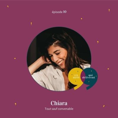 EP10 - Chiara, Tout sauf convenable cover