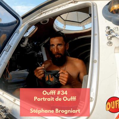 Oufff #34 - Portrait de Oufff - Stéphane Brogniart cover